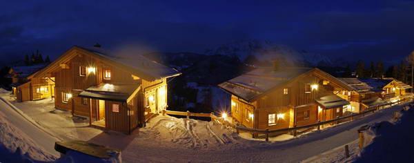 Alpine Lodge, Holzbau Appesbacher, Foto: Herbert Raffalt